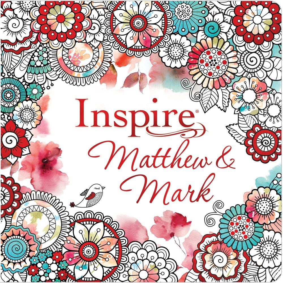 NLT Inspire: Matthew & Mark-Softcover