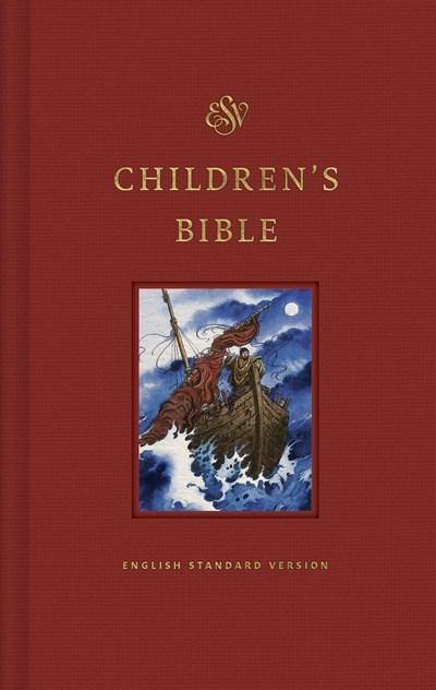 ESV Children's Bible (Keepsake Edition)-Hardcover
