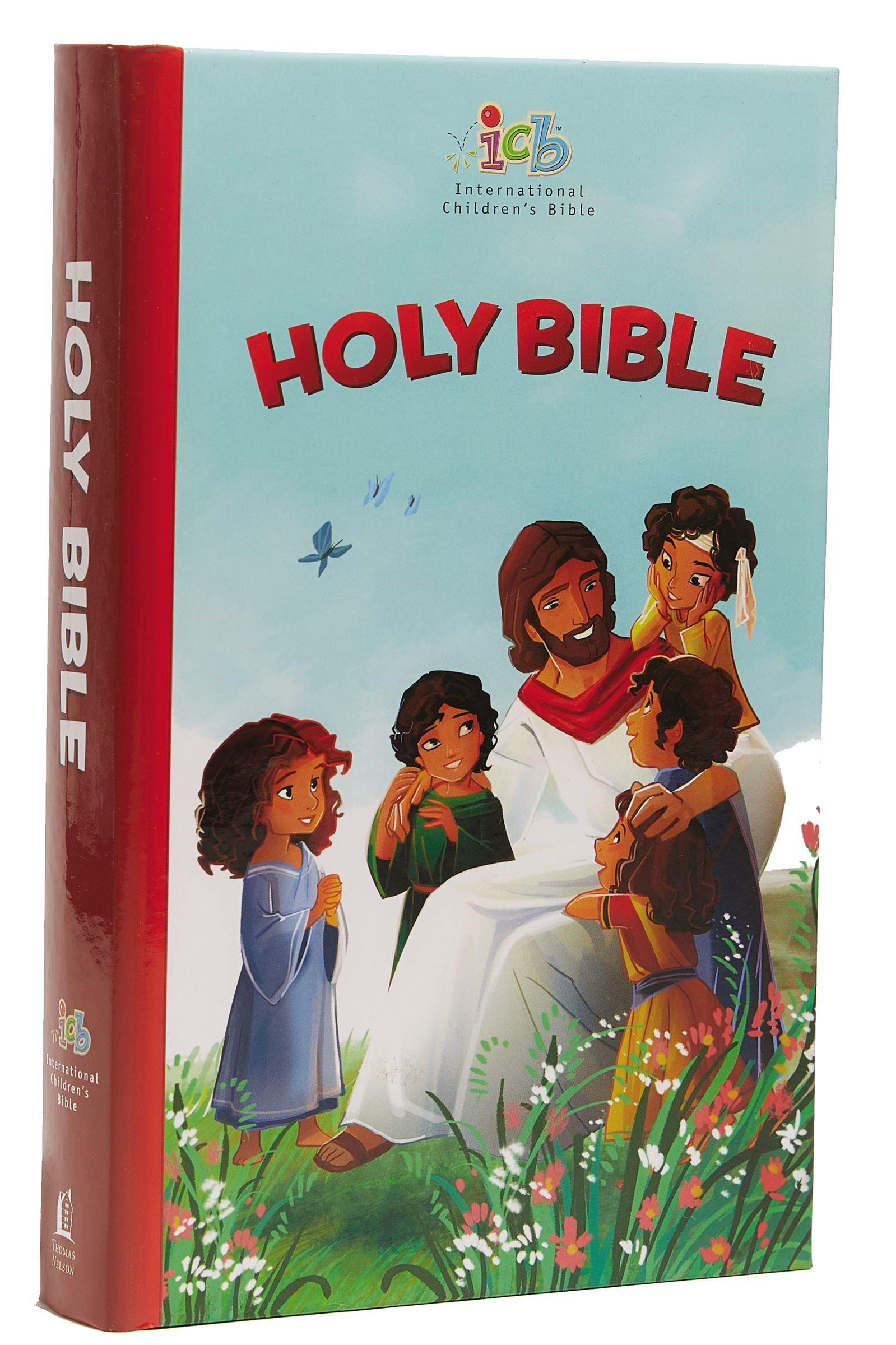 ICB Holy Bible-Hardcover