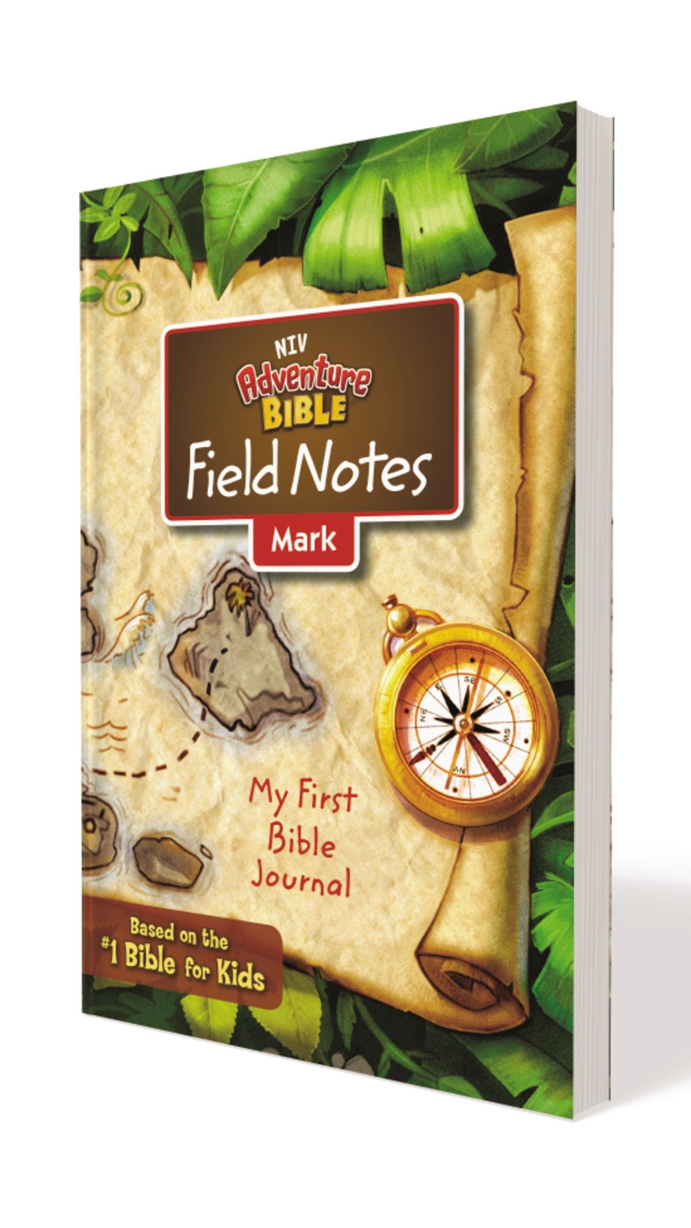 NIV Adventure Bible Field Notes: Mark (Comfort Print)-Softcover