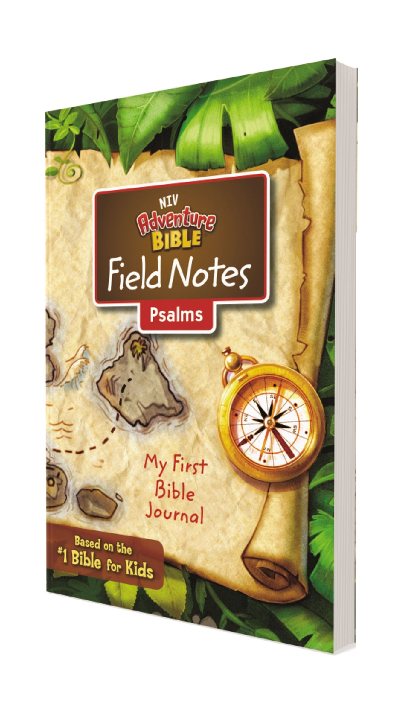 NIV Adventure Bible Field Notes: Psalms (Comfort Print)-Softcover