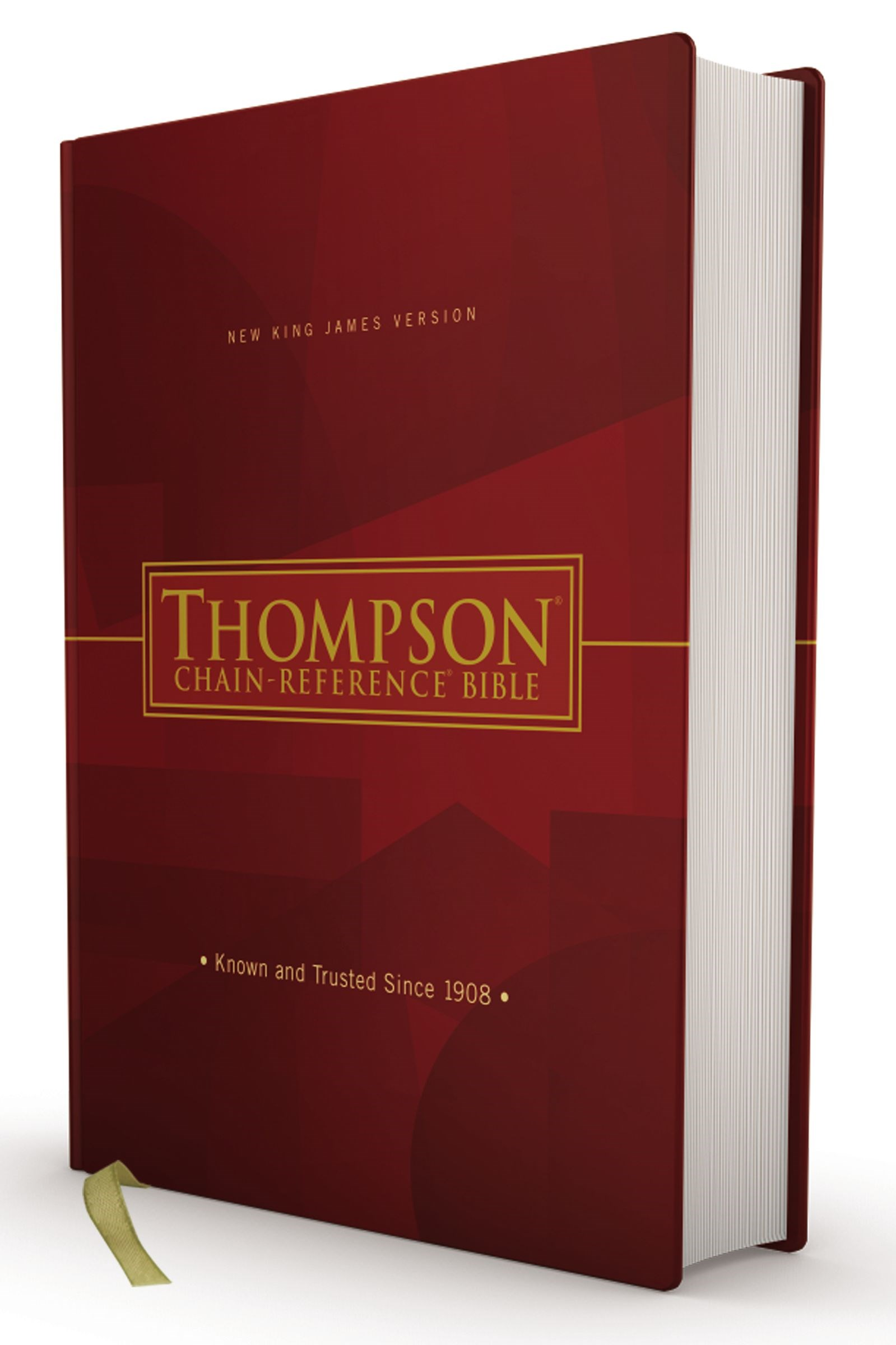 NKJV Thompson Chain-Reference Bible-Hardcover