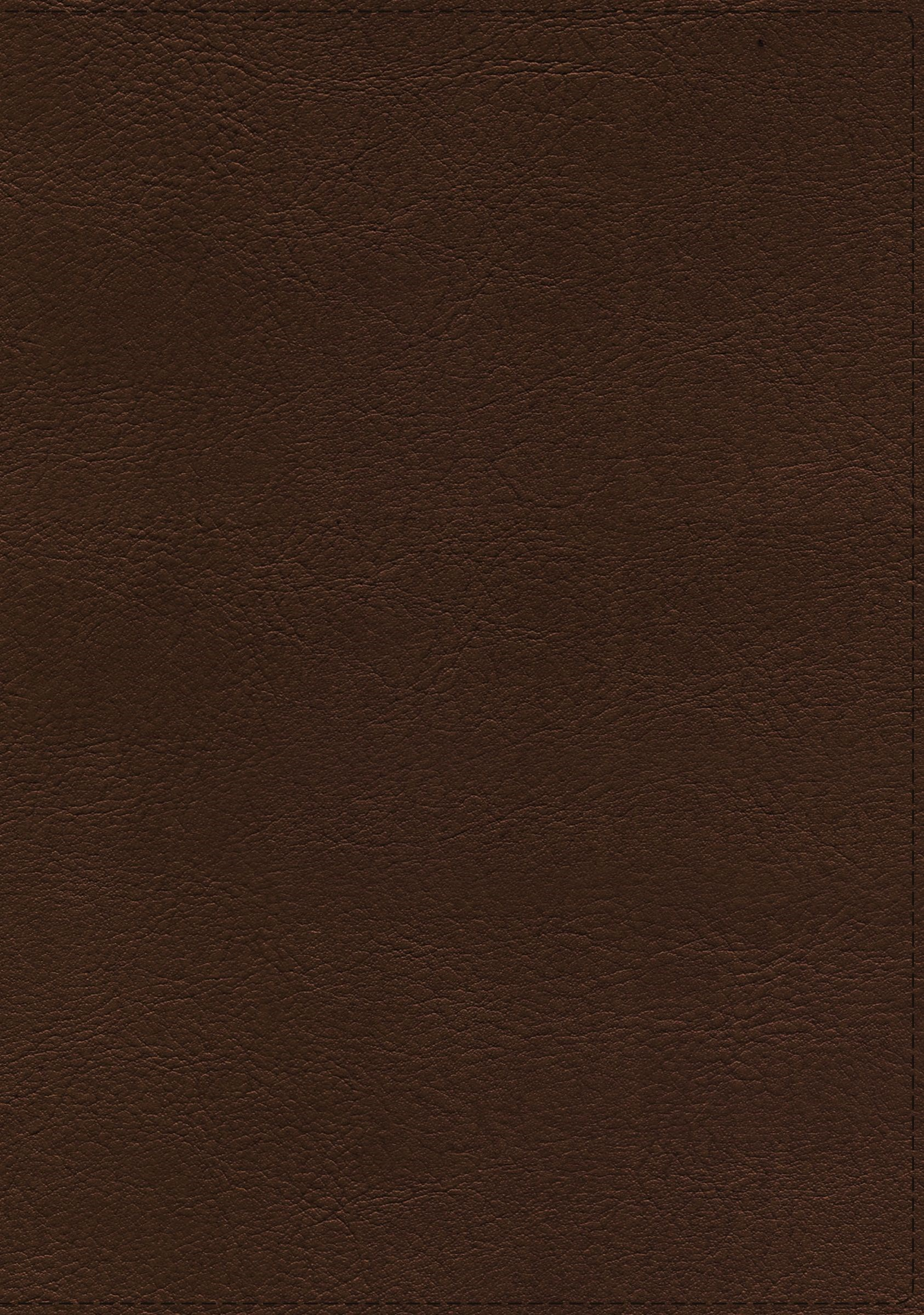 ESV Thompson Chain-Reference Bible-Brown Leathersoft