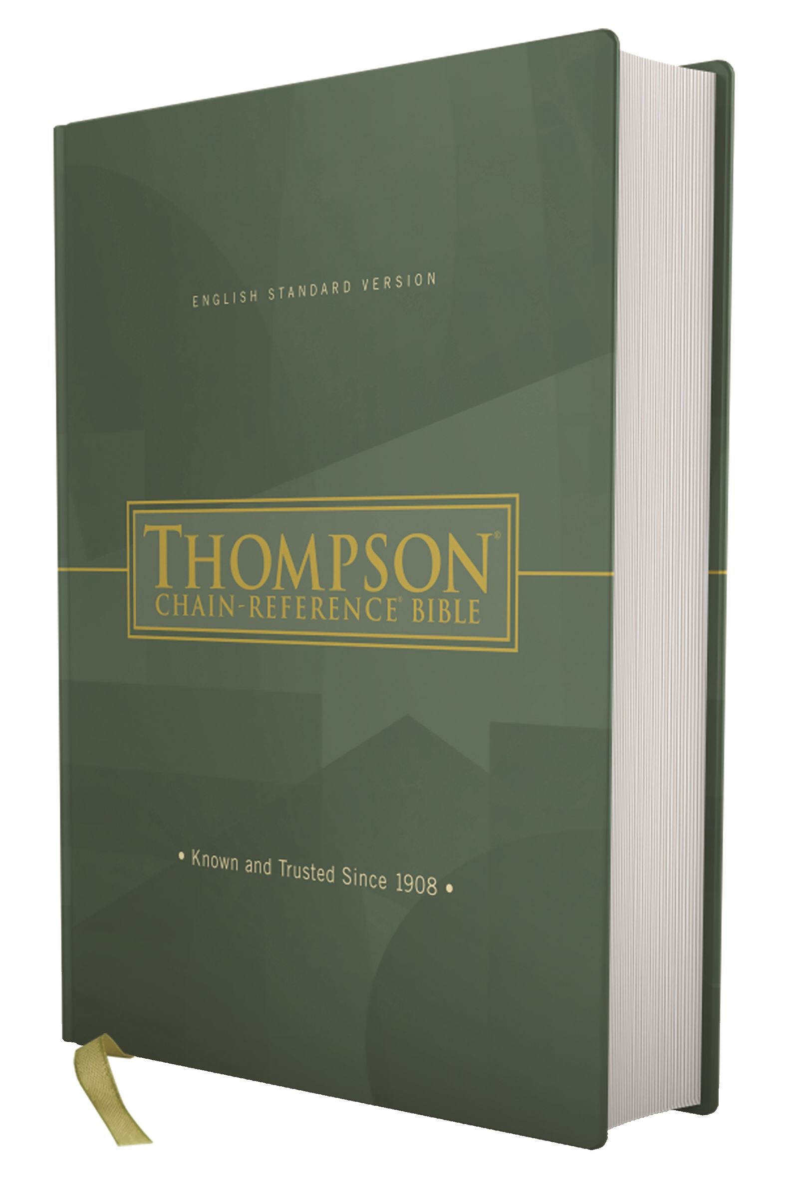 ESV Thompson Chain-Reference Bible-Hardcover