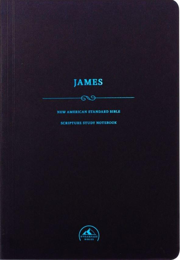 NASB Scripture Study Notebook: James