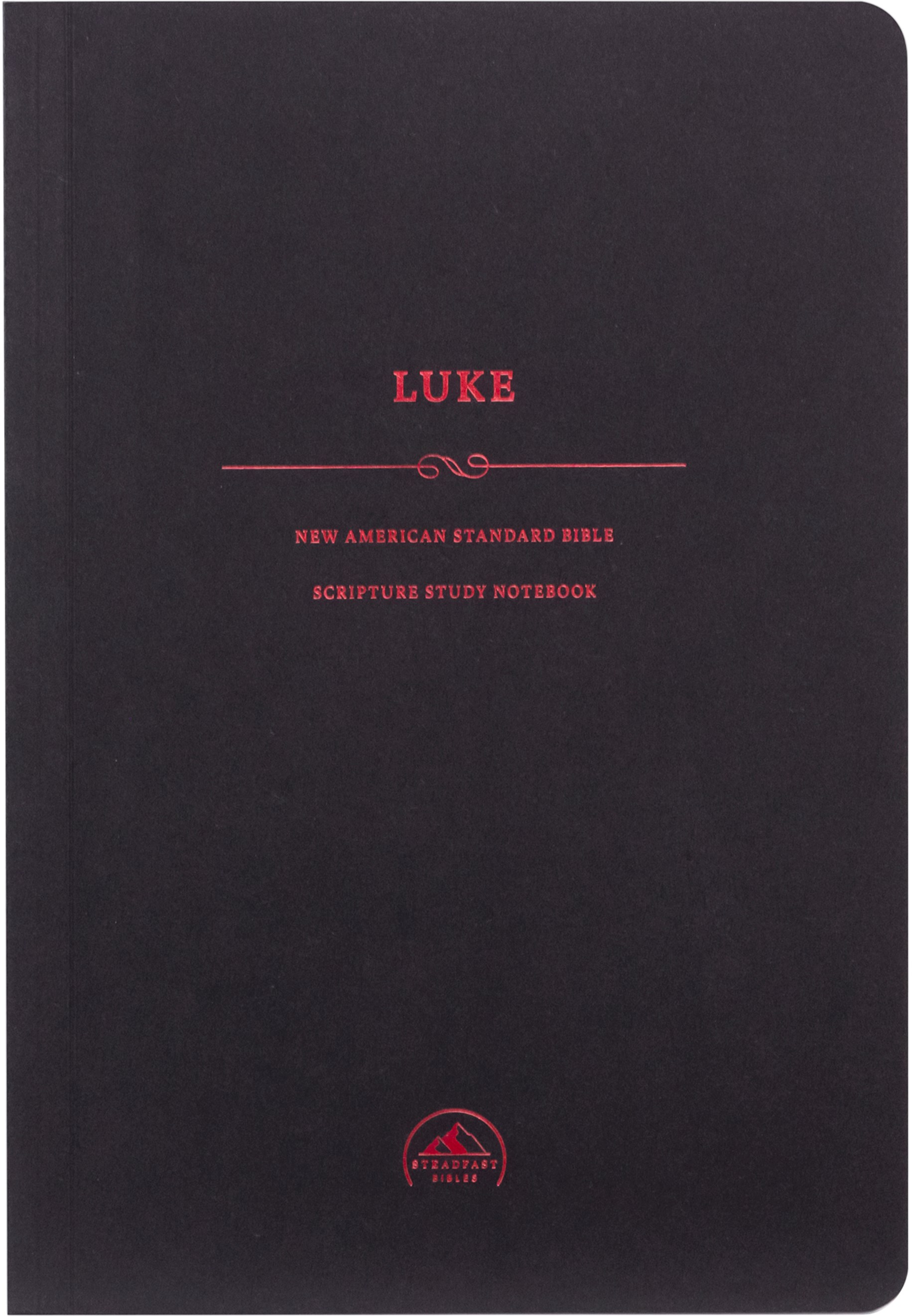 NASB Scripture Study Notebook: Luke