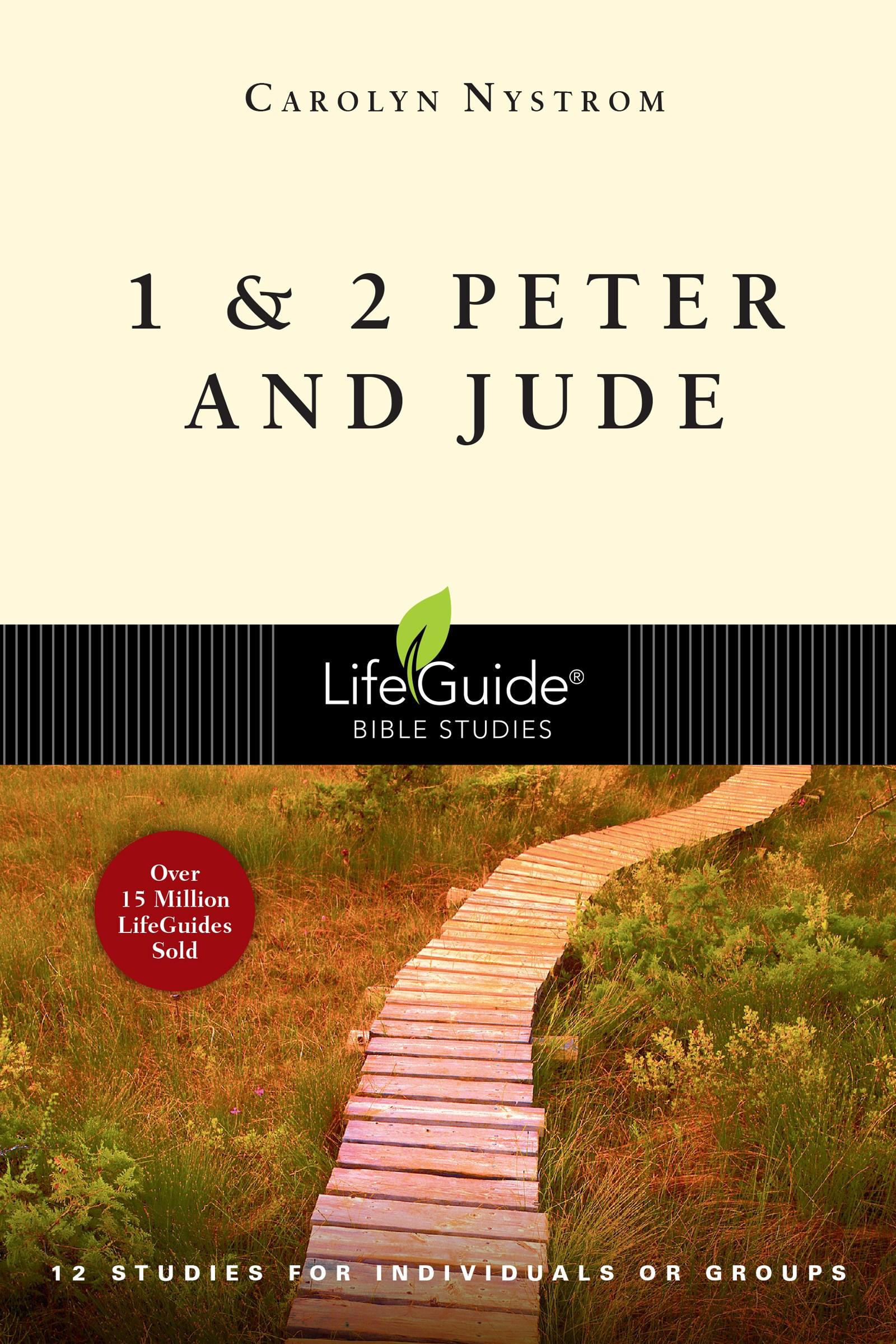 1 & 2 Peter And Jude (LifeGuide Bible Study)